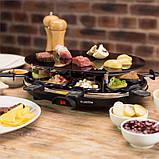 Електрогриль Blackjack Raclette-Grill 900 Вт склокераміка Німеччина, фото 6