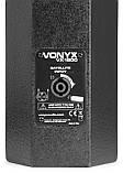 Акустическая система Vonyx VX1200  750 Вт двухполосная система полного диапазона   черный УЦЕНКА, фото 7