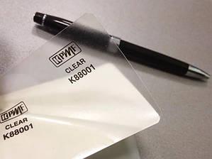 Прозрачная глянцевая пленка KPMF Clear K88001