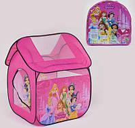 Детская игровая палатка - домик Принцессы Disney