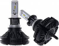 Автолампа LED X3 H3. LED лампа для автомобиля. Автомобильные лампы., фото 1