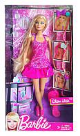 Кукла Барби Стильная прическа Barbie Glam Hair 2012 Mattel X7887, фото 1