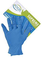 Перчатки нитриловые рабочие MERCATOR MEDICAL RNIT-SUPREME N
