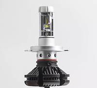 Автолампи LED X3 H7. LED лампи для автомобілів. Автомобільні лампи., фото 1