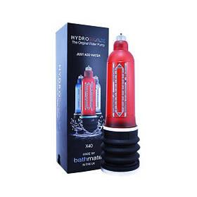 Гидропомпа Bathmate Hydromax X40 Brilliant Red HM-40-BR, КОД: 1491406