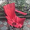 Складаний стілець для пікніка та риболовлі
