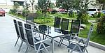 Комплект садовой мебели из алюминия MADRYT 8+1, фото 4