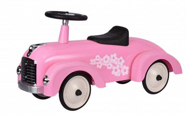 Goki Толокар -  Ретро машина, рожевий