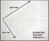 Захисне скло 2,5 d для Samsung Galaxy Tab S6 lite SM-P610 SM-P615 від Mietubl, фото 3