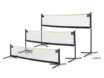 Многофункциональный комплект EXIT MULTI SPORT 3000 для тенниса, бадминтона, волейбола