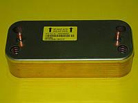 Теплообменник вторичный 65104333 Ariston Clas, Genus, BS