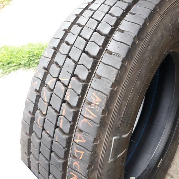 Грузовые шины б.у. / резина бу 225.75.r17.5 Matador DR3 Матадор