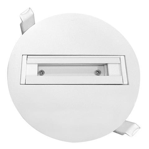 Основа для светильника индивидуальная круглая (черная, белая, серая)