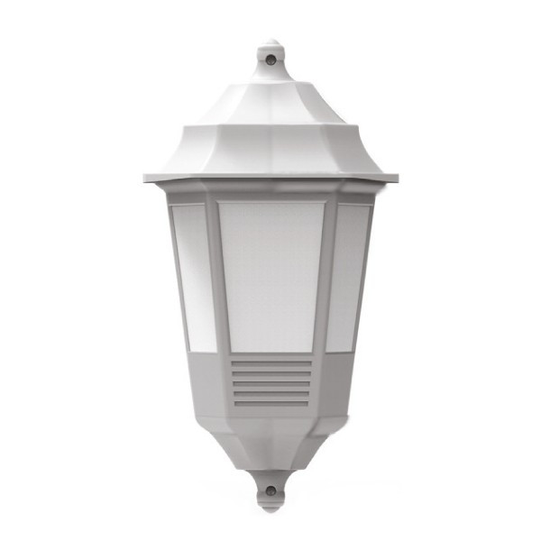 """Світильник садово-парковий """"BEGONYA"""" (Е27, білий)"""