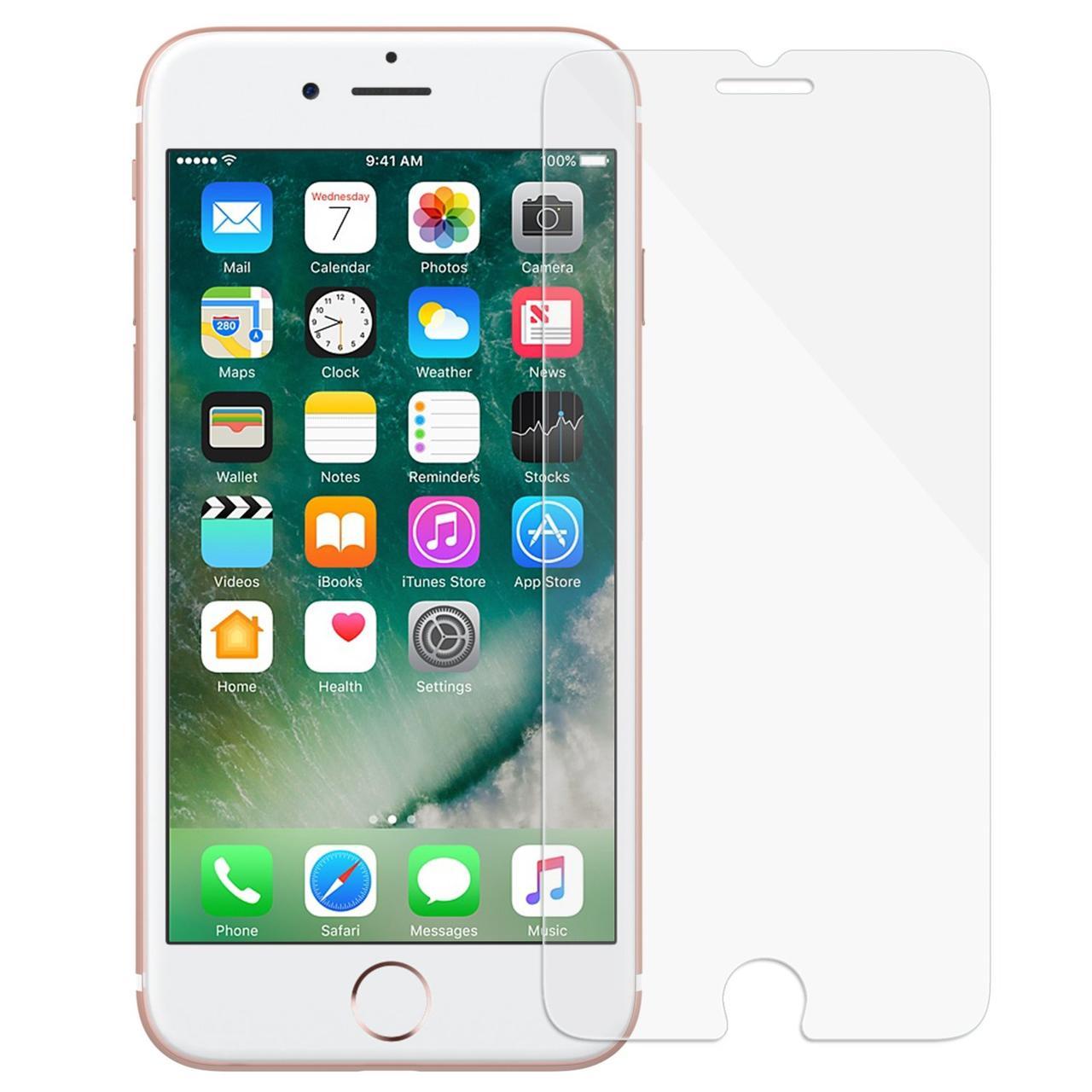 """Защитное стекло Apple iPhone 7 plus / 8 plus (5.5""""), Ultra 0.33mm (без упаковки)"""