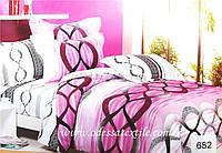 Комплект постельного белья полуторный  Elway 682 cатин