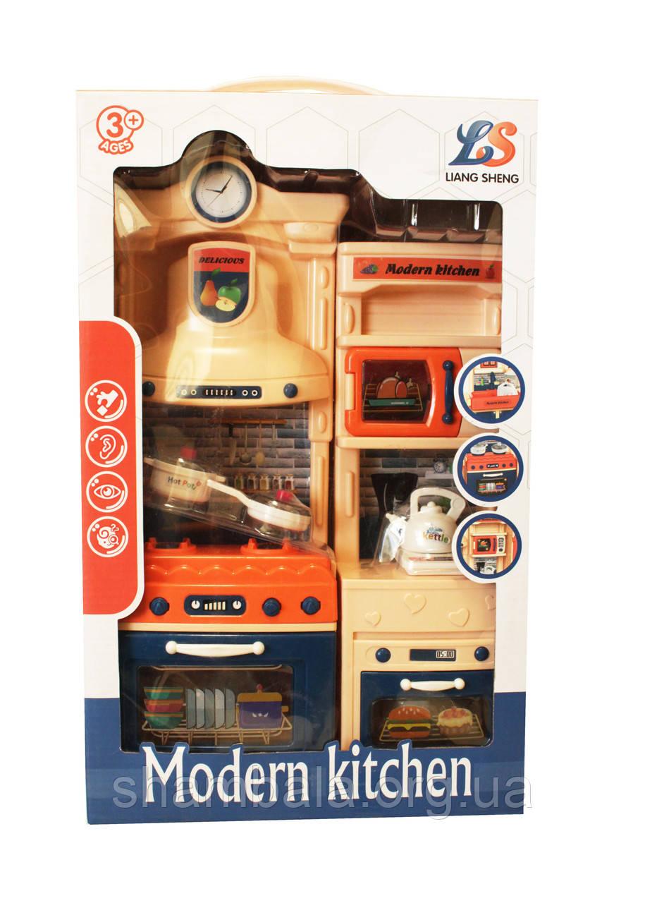 """Детская кухня Liang Sheng """"Modern kitchen"""" (080826)"""