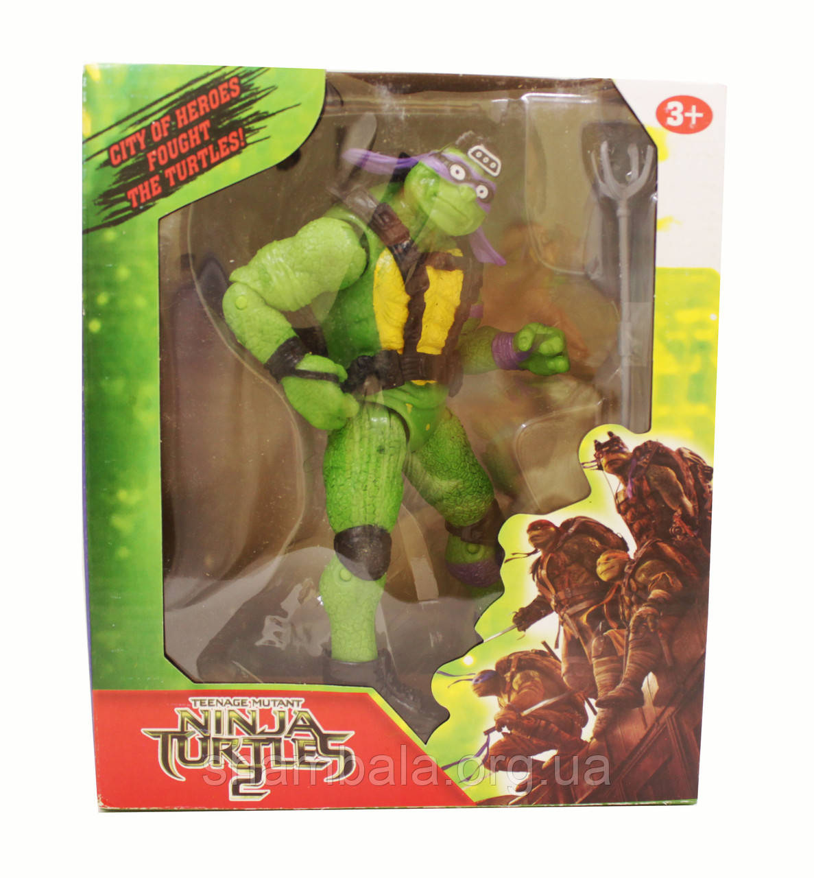 Фігурка Ninja Turtles 2 Донатело (081878)