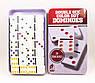 Настільна гра доміно Double six color dot dominoes 28 штук (081755), фото 3
