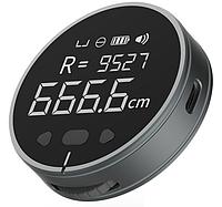 Электронная рулетка Xiaomi Duka Small Q (Black), (диапазон измерения: от 0 до 9.99м), фото 1
