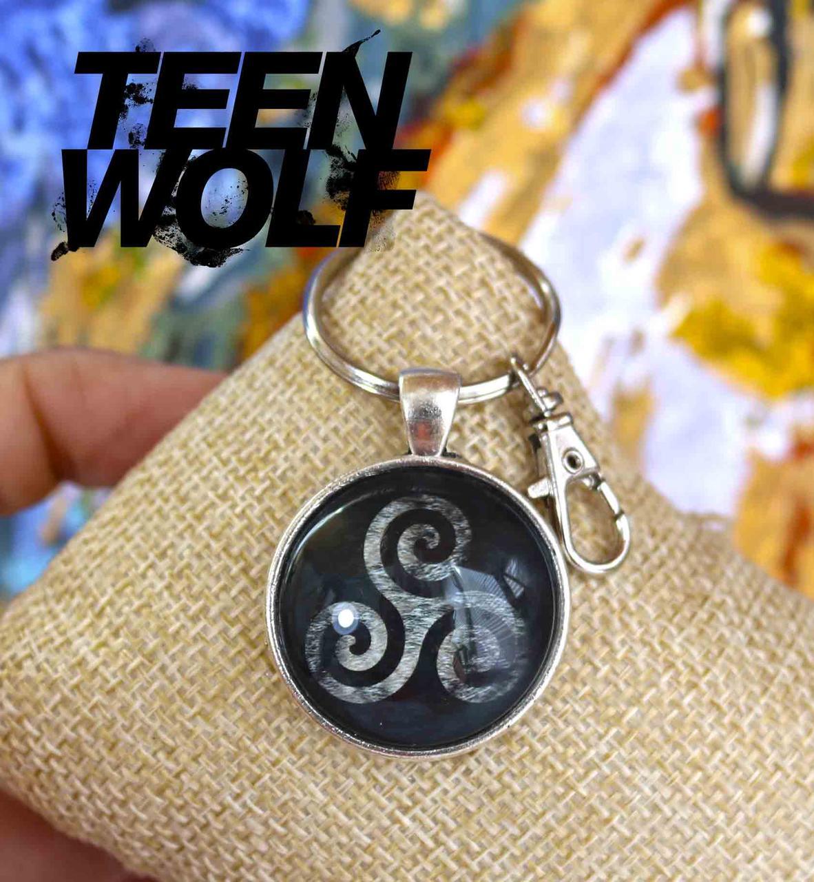 Брелок с логотипом Teen Wolf Волчонок
