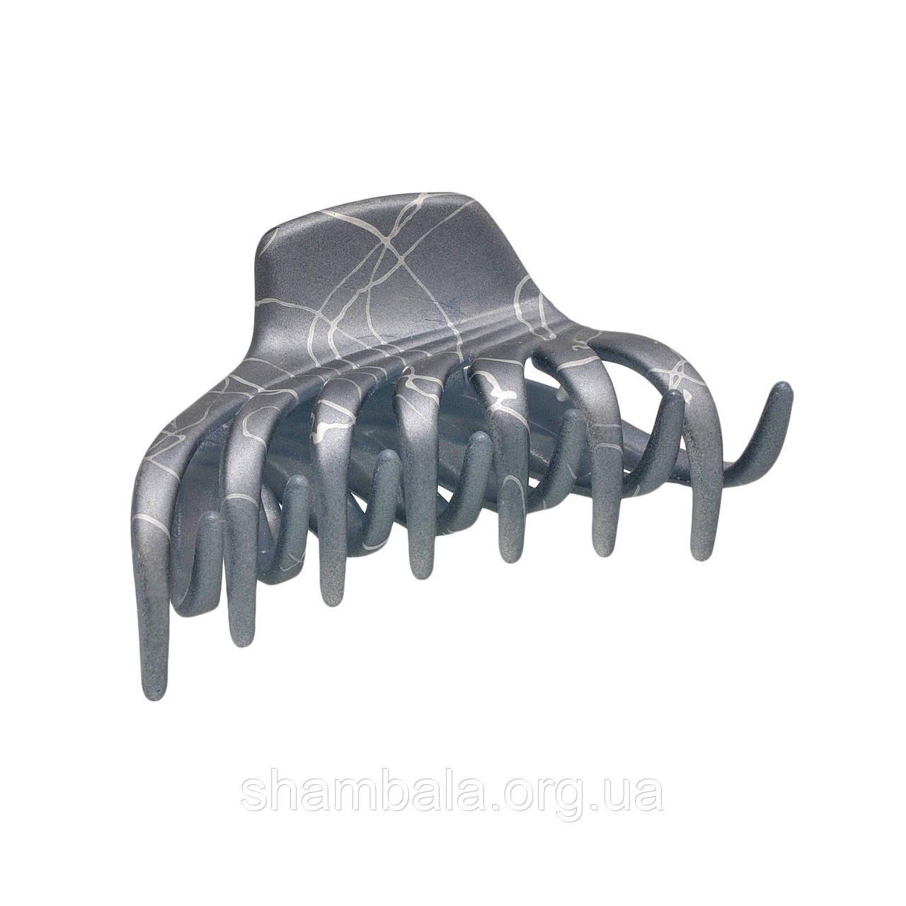 "Заколка-краб для волосся ""Matte Ornament"" (041599)"