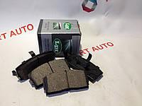 Колодки тормозные передние  Geely Ck с ABS.Пр.LPR.Италия.