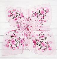 Легкий платок Angel София 95*95 см розовый