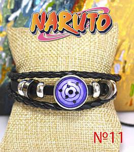 "Браслет Наруто ""Доудзюцу "" / Naruto Номер 11"