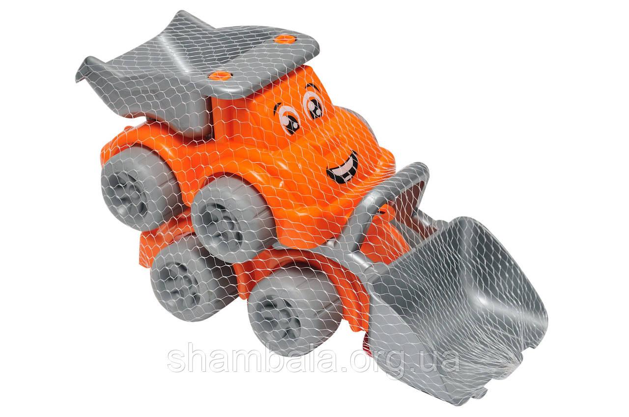 "Грузовая машинка ""Orange"" (080093)"