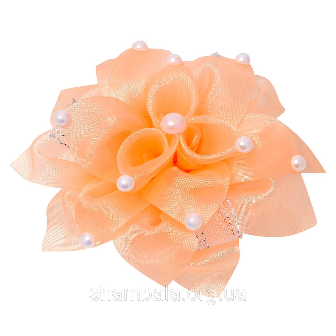 "Бант ""Peach"" (002194)"