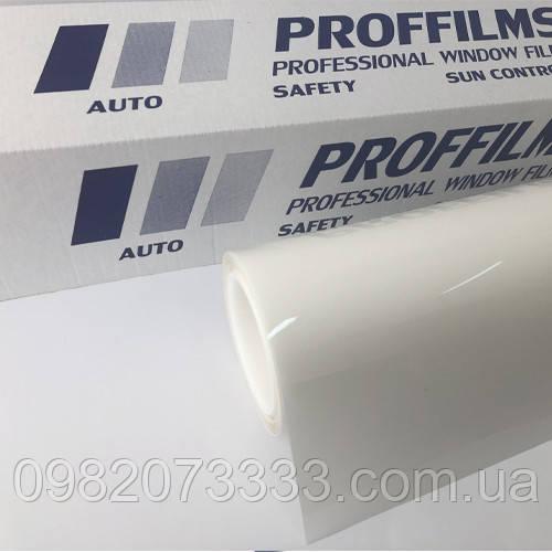 Для фар защитная плёнка PROFFILMS Magnum X (0,305) полиуретановая антигравийная цена за пог.м.