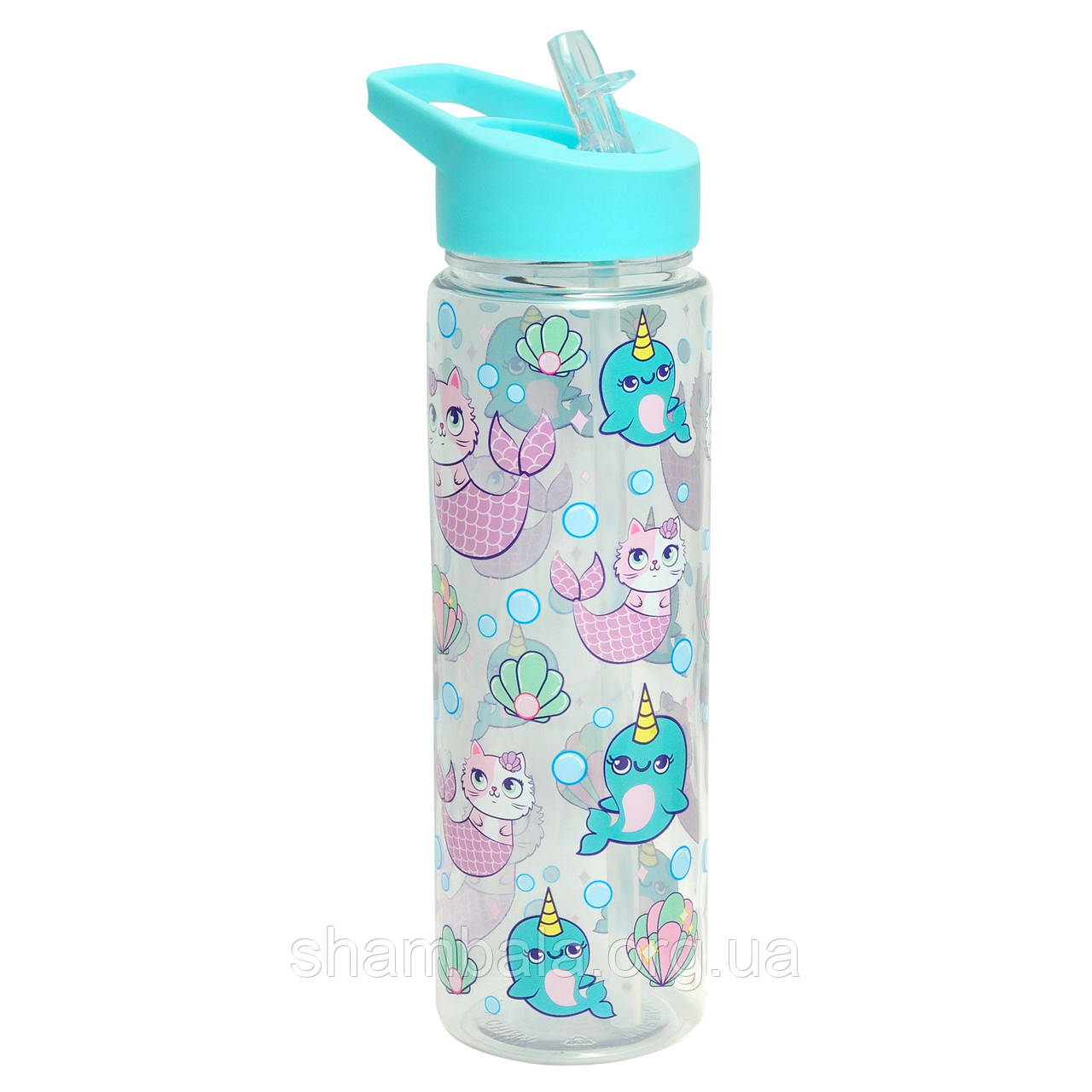 """Пляшка для води """"Dolphin"""" (080635)"""