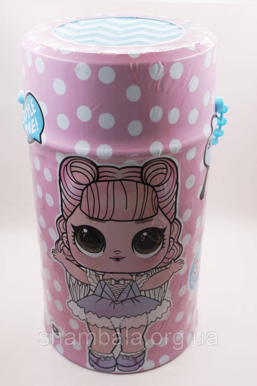 Кукла шар-сюрприз Style me (072036)
