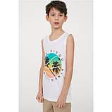 Майка для хлопчика H&M на зріст 146-152 см, фото 2