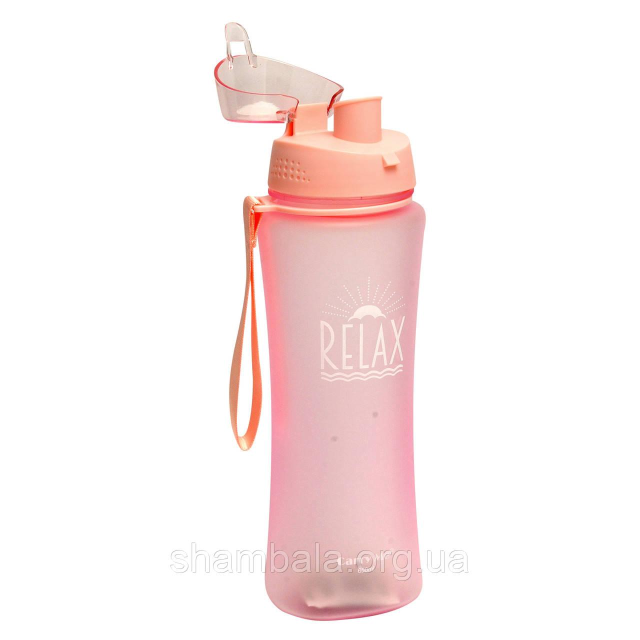 """Бутылка для воды Carry me """"Relax pink"""" (072494)"""