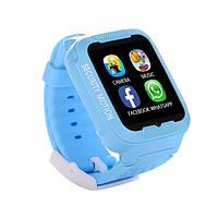 Smart Watch K3 СИНИЕ. Детские смарт часы. Умные детские часы с GPS трекером., фото 1
