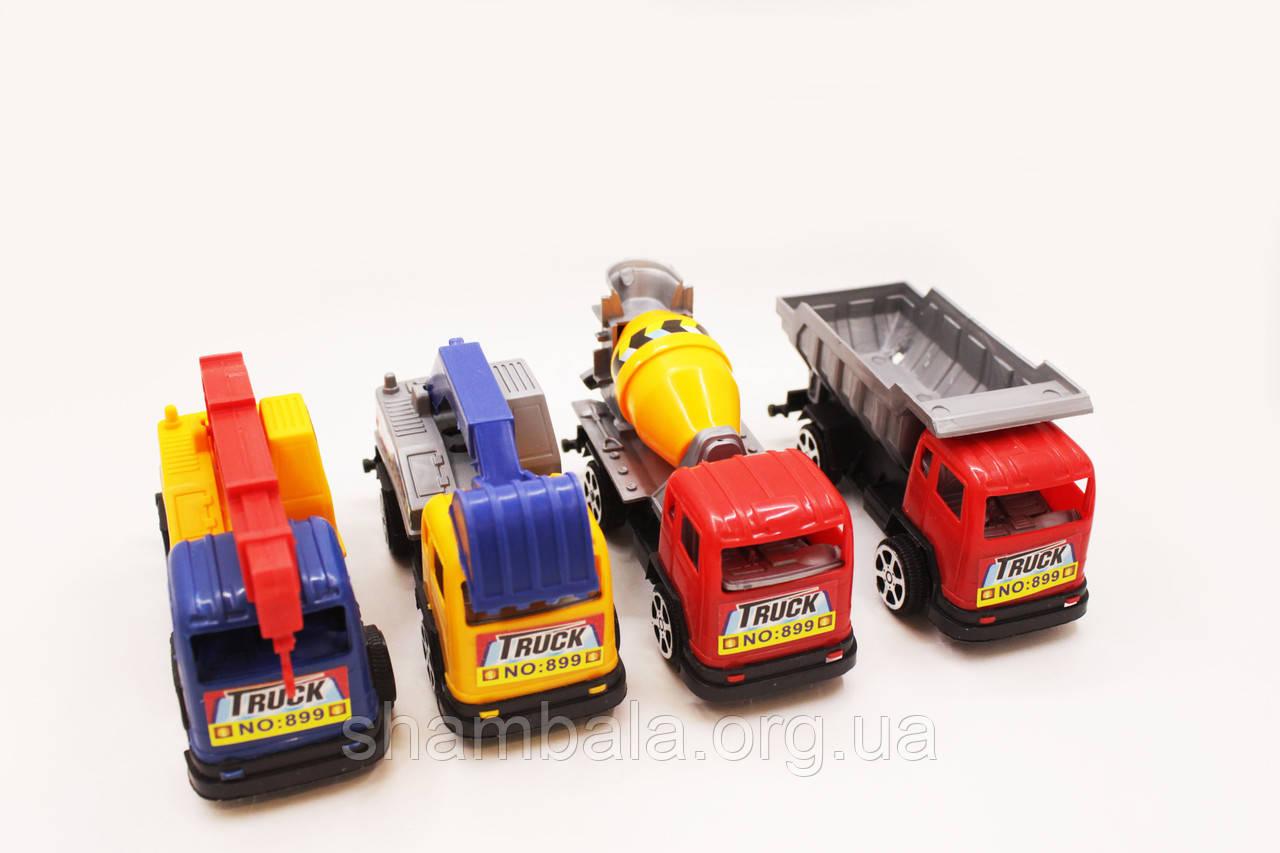 Набор грузовых машинок Truck (081052)