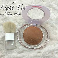 Запечённые румяна Pupa Тон N4, Light Tan