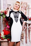 """Платье больших размеров """"Джулия"""" , фото 1"""