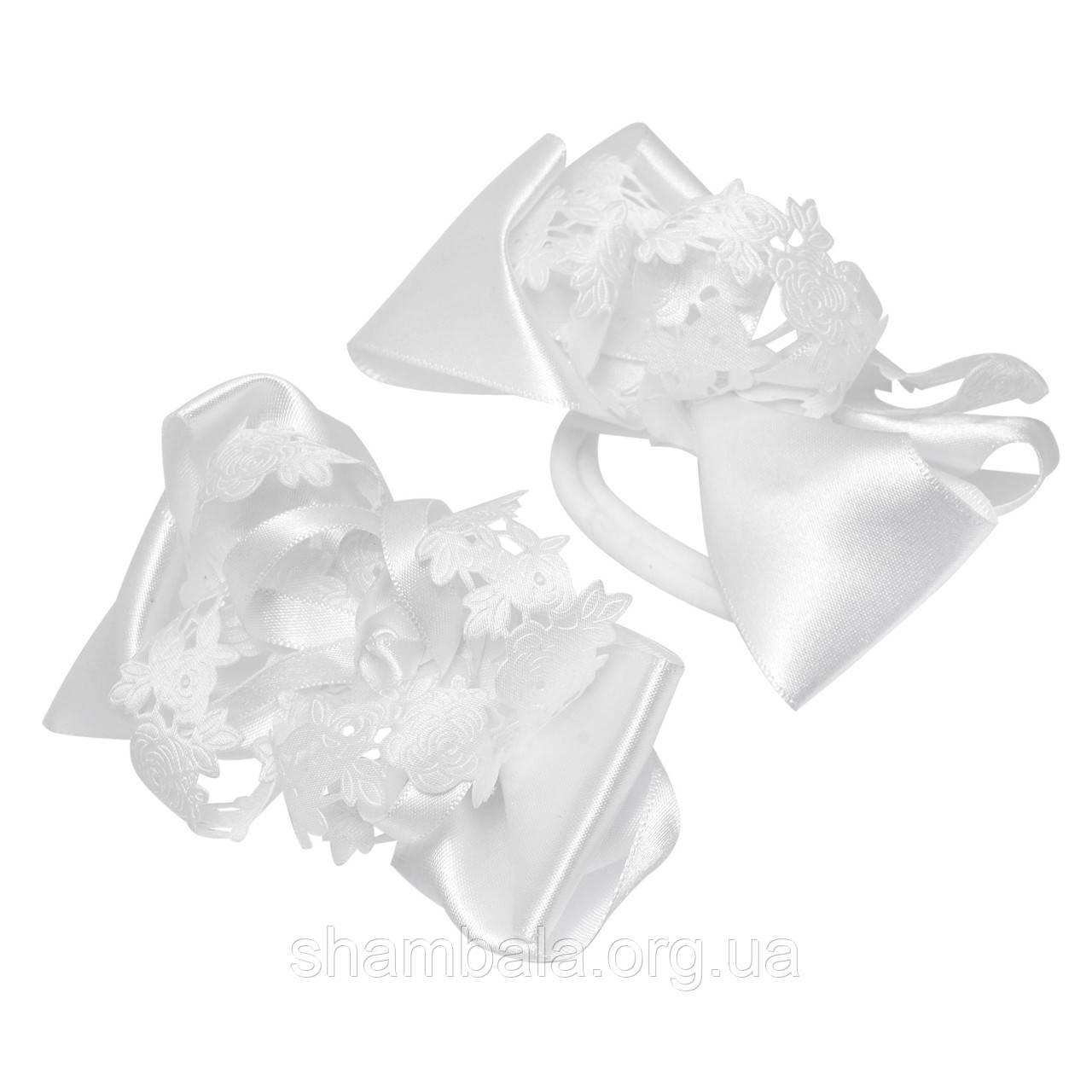 """Банты-резинки для волос """"Couple"""" (036076)"""