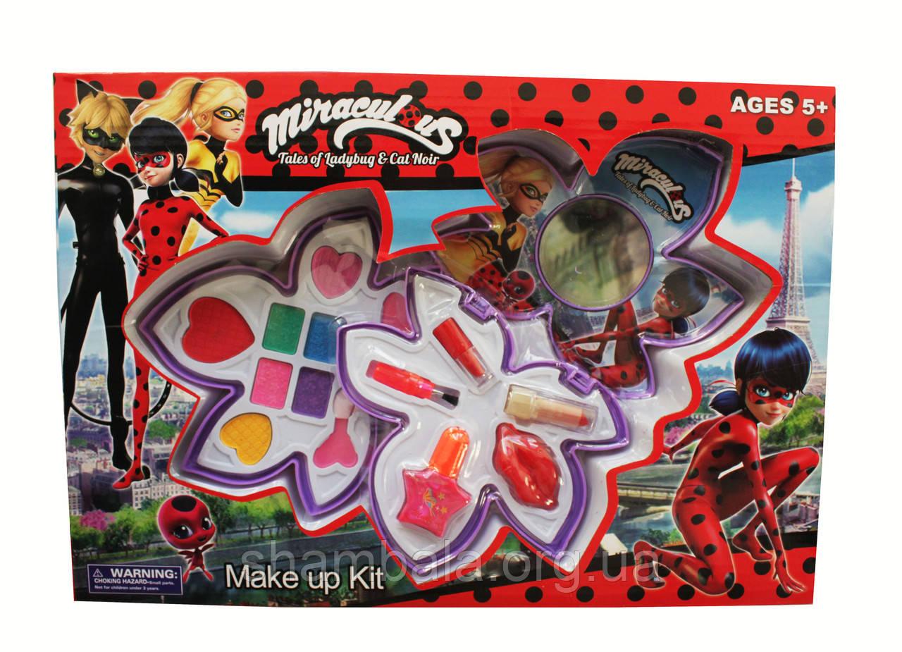 Набір дитячої косметики Miraculous Make Up Kit (081748)