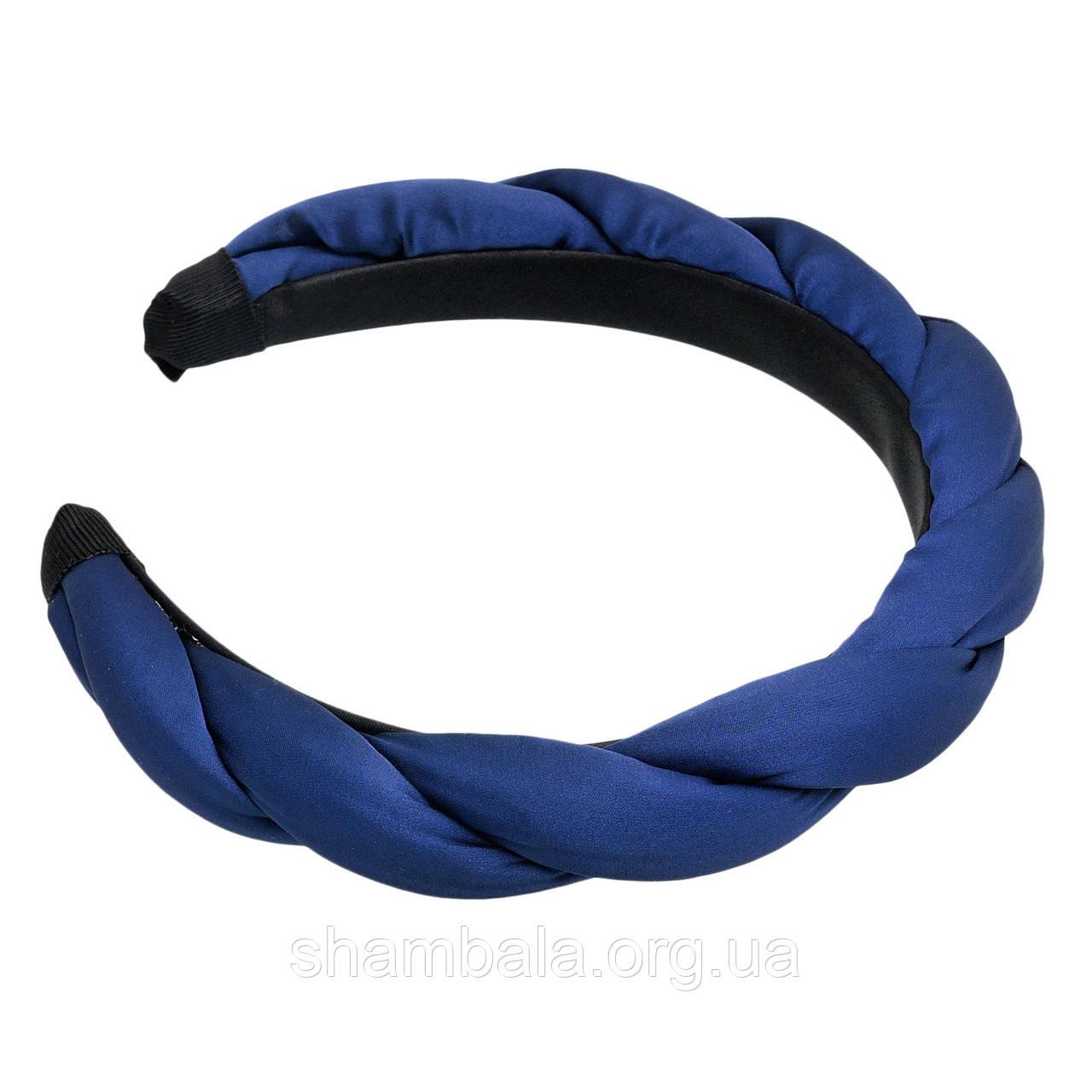 """Обруч для волос """"Blue binding"""" (077468)"""