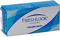 Контактные линзы Freshlook Colors (Упаковка 1 шт) (+2.0...-8.0) 1 месяц