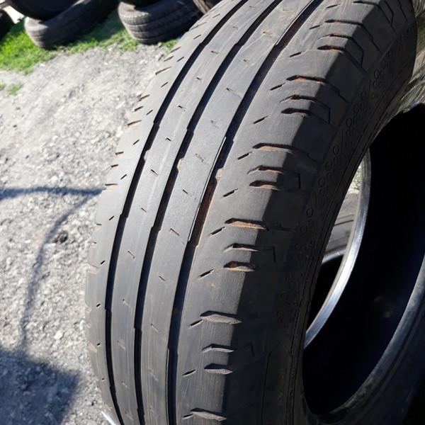 Бусовские шины б.у. / резина бу 205.75.r16с Continental ContiVancontact 200 Континенталь