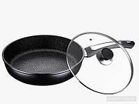 Сковорода с гранитным покрытиям 24 см. PH-15402-24