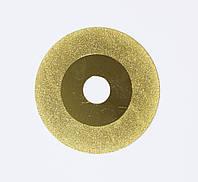 Алмазный диск отрезной на болгарку 75х0,8х16х16мм