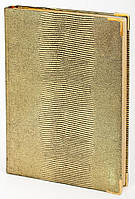 """Ежедневник Leo planner А5 недатированный """"Euphoria"""", 418 стр., золото"""