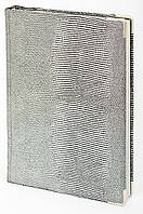 "Ежедневник Leo planner А5 недатированный ""Euphoria"", 418 стр., серебро"