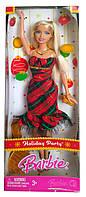 Коллекционная кукла Барби Вечеринка Barbie Holiday Party 2008 Mattel M3541